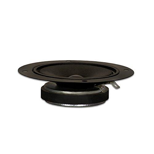 Goldwood 80 Watt High Frequency Speaker 3.5 Kapton Tweeter Speaker Black (GT-25)