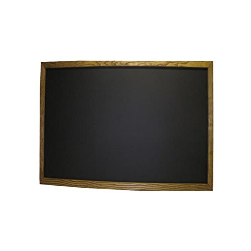 R&T Enterprises Framed Chalkboard (3' x 4') Black