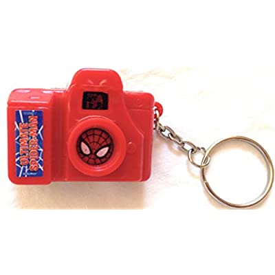 amscan Ultimate Spider-Man Clicking Camera, Party Favor: Toys & Games