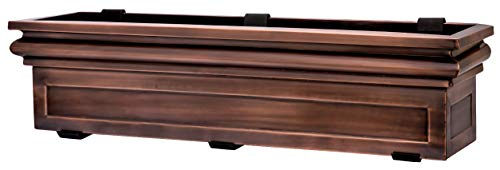 H Potter Williamsburg Window Box 36 Inch Flower...
