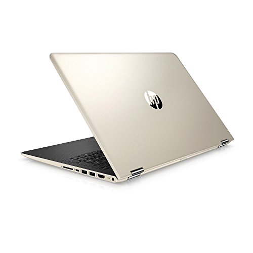 HP X360 Full HD 15.6 Inch Touchscreen Laptop (Intel Core i7-8550U 1.8GHz, 8GB RAM, 512GB SSD, 2GB Radeon DSC 530, Backlit Keyboard, B&O Play Audio, Windows 10)