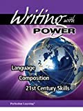 Writing with Power, Grade 7, PLC Editors Staff, 1615636269