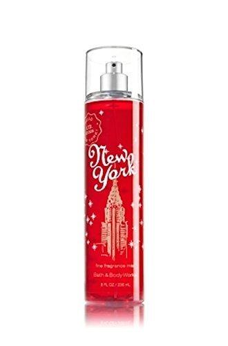 (Bath & Body Works Fine Fragrance Mist New York Big Apple Caramel)