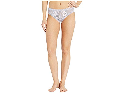Natori Women's Feathers Hipster, Purple Rose, L