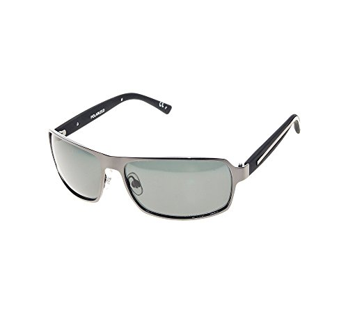 Paradise Collection Men's Flat Metal Navigator - Sunglasses Paradise Collection