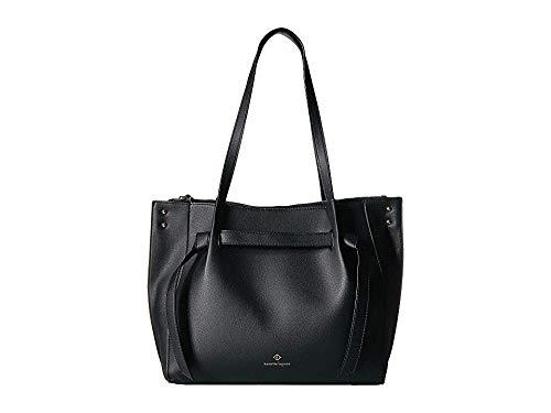 Nanette Lepore Women's Anetta Double Handle Shoulder Bag Black One Size