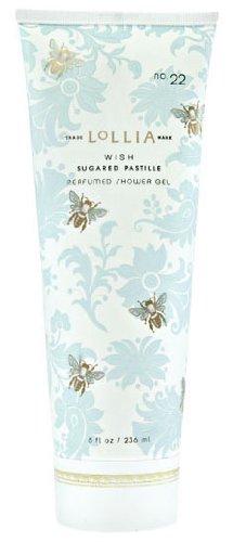 Lollia Wish Sugared Pastille Perfumed Shower Gel 8 fl oz/236 - Sugared Lollia No 22 Wish