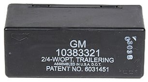 ACDelco 10383321 GM Original Equipment Hazard Warning and Turn Signal Flasher ()