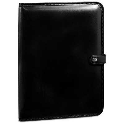 jack-georges-milano-black-letter-size-writing-pad-accessory-jg-bk3111