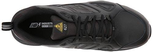 De Eur Homme Mid62 2e Width Balance New Black black Chaussures Travail 51 0xXEXAfw