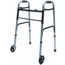 Amazon.com: Lumex colorselect adulto andador con ruedas ...