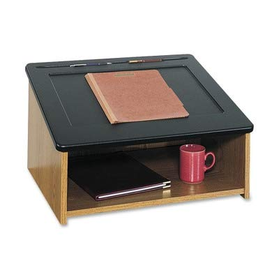 (SAF8916MO - Safco Table Top Lectern)
