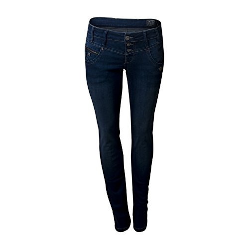 """Jeans """"Kathy"""" - von Lost in Paradise - Farbe Blau mid rise"""