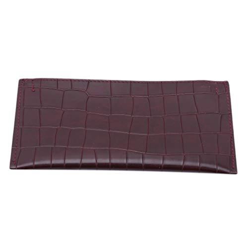 Yunzee Clutch Purses Bags Women Crocodile Embossed Coin Purses Snakeskin Pattern Wristlet Pouch Wallet Hangbag Bag for - Snakeskin Wallet Embossed