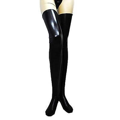 Women Socks, Hunzed Women Stockings sexy Leather Socks Temptation Stockings Lingerie For Ladies