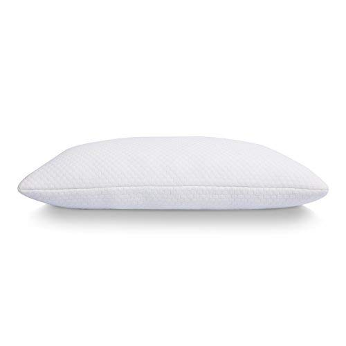 POLAR SLEEP Shredded Memory Foam Pillow for Sleeping Cervical Certipur Cooling Bamboo Hypoallergenic Antimicrobial Orthopedic Ergonomic Pillow Design in USA by (Standard - Polar Puff