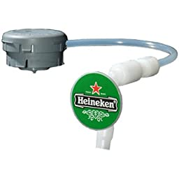 Heineken BT12 BeerTender Tubes, Pack of 12