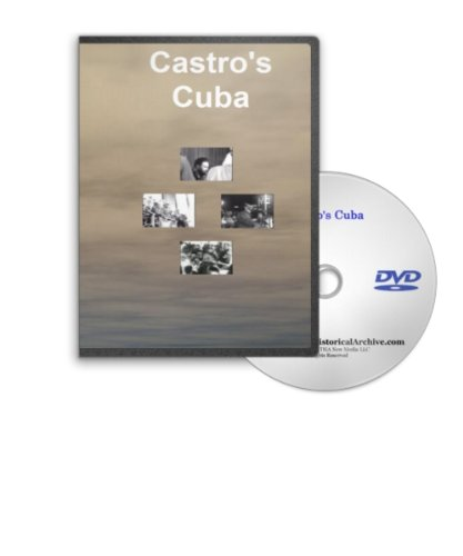 Castro's Cuba - 15 Newsreels Documenting Fidel Castro and His Actions From 1959 to 1962 Including the Cuban Missile Crisis