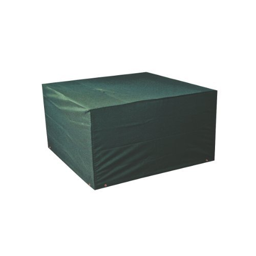 Bosmere C660 Cube Set Modular Furniture Cover, 46 x 46 x 26, Green by Bosmere