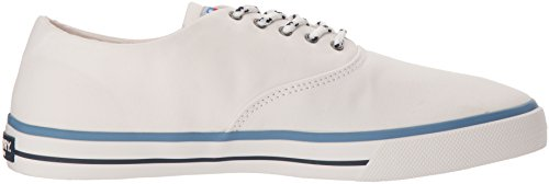 Sperry Top-Sider Men's Captains CVO Nautical Sneaker Bianca outlet best seller buy cheap visit discount new Q8Qpfu0