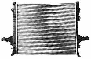 tyc-2878-volvo-xc90-1-row-plastic-aluminum-replacement-radiator