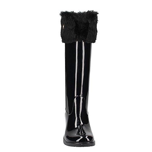 Hautes Noir Bottes Guess Femme Ribe Black Black EfnAnq64P