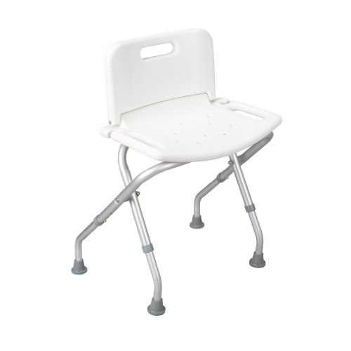 Folding Bath Seat (Drive Medical Folding Bath Bench with Backrest)