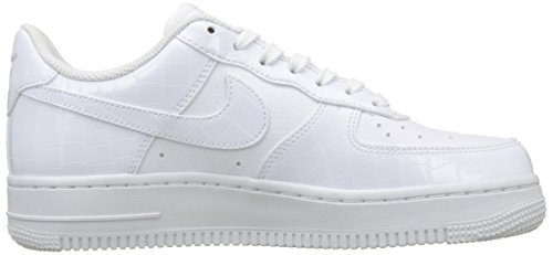 '07 Bianco Scarpe White 100 Donna 1 White Force NIKE Basse Ginnastica White da Essential Air TgvHWc4t