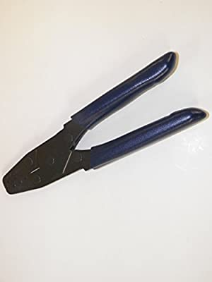 Molex Style 5 Cavity Crimp Tool. Amp, Tyco, Terminals. Open Barrel 22-12 AWG crimper