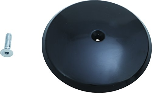 - Pro-One 203950B 99-12 Harley Smooth Black Billet Air Cleaner Cover