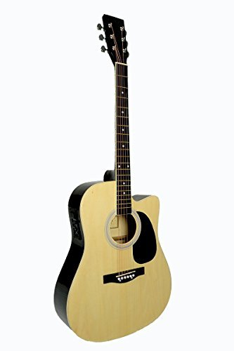 Directly Cheap 413EQ-NT Acoustic-Electric Guitar Natural [並行輸入品]   B078HZYZ35