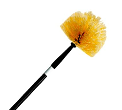 Professional Cobweb Duster with Steel, Extension Hand Pole