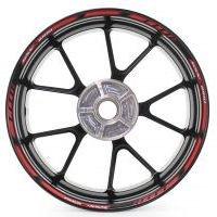 Liserets de Jantes SpecialGP Moto Suzuki GSX-S 1000 Rouge Autocollants