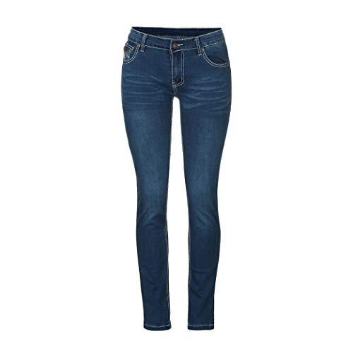 Court Broderie Femmes Stretch Slim Pantalons Skinny Bleu Fitness Crayon Denim Pantalon MORCHAN Pantalons Fonc Leggings Jeans Knickerbockers Collants Combinaisons Cf1Oqxww