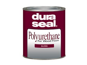 DuraSeal 550 VOC Polyurethane clear Oil-Based Wood Floor Durable Protective Finish Satin For Wood Floors (QT) SATIN