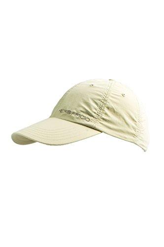 ExOfficio BugsAway Sol Cool Classic Cap, Light Khaki, ONE