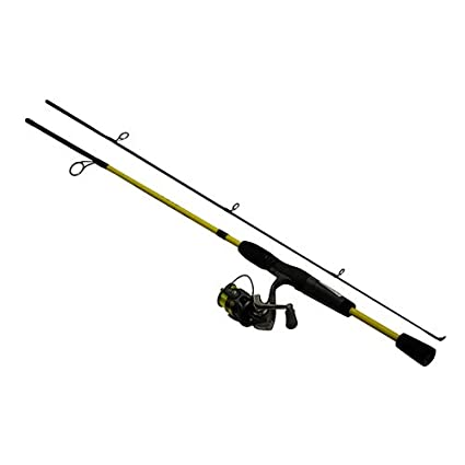 Lew's Fishing Mr Crappie Slab Shaker Spin Combo SS7552-2 Combos