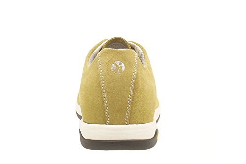 41 Suede AKRON Vibram Shoes Fashion EVA Moutarde Sole Focus Yellow Bqdqz1gwn