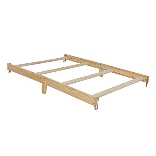 Dream On Me Universal Bed Rail, Natural