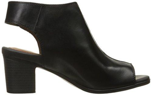 Rockport Women's Hattie Cuff Sling Heeled Sandal Black oSJCScPFOM