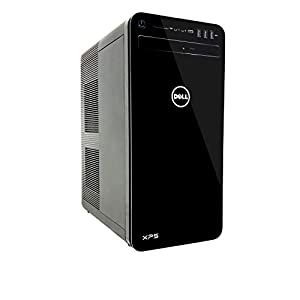 Dell XPS 8930 Tower Desktop i7-8700 6-Core up to 4.60 GHz, 16GB DDR4 Memory 2TB SATA Hard Drive, 4GB Nvidia GeForce GTX 1050Ti Windows 10, Black