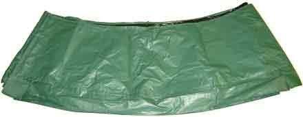 12 ft. Round Standard Trampoline Safety Pad - Green by Trampolinepartsandsupply