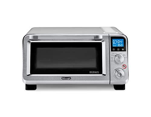 De'Longhi EO141040S Livenza Compact Digital Oven, 0.5 cu. ft.