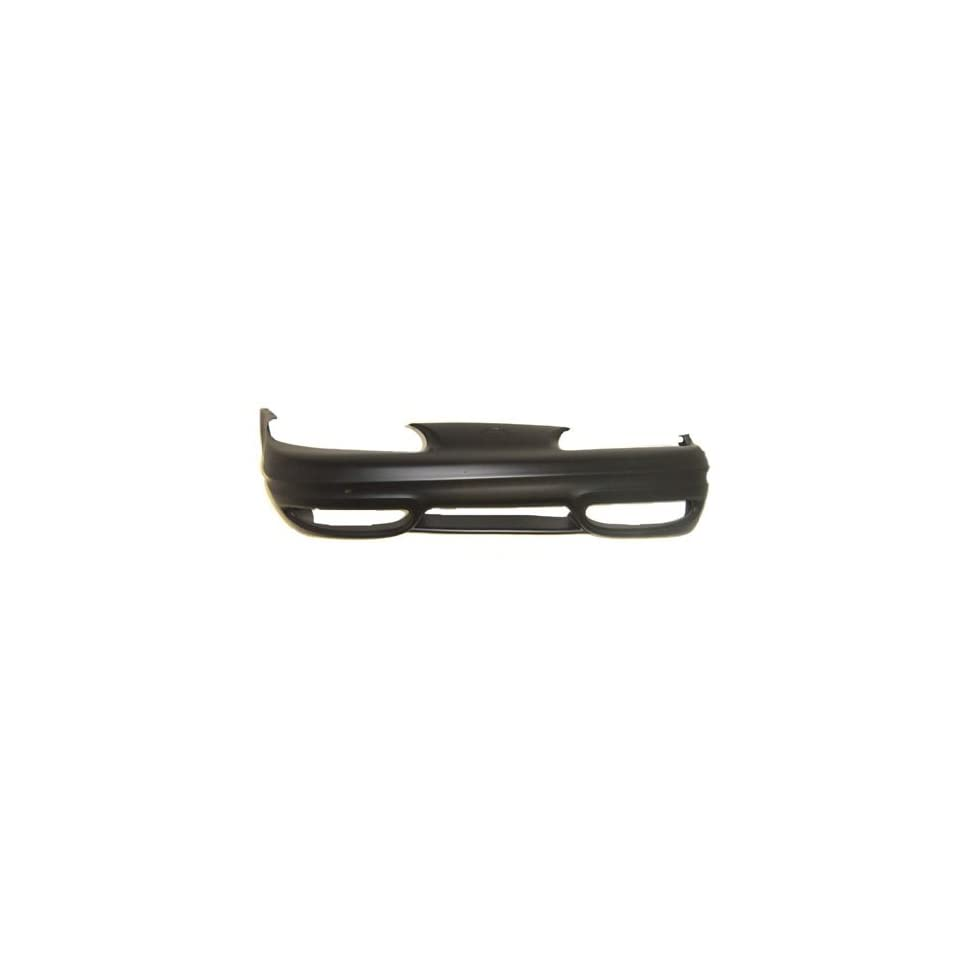 OE Replacement Oldsmobile Alero Front Bumper Cover (Partslink Number