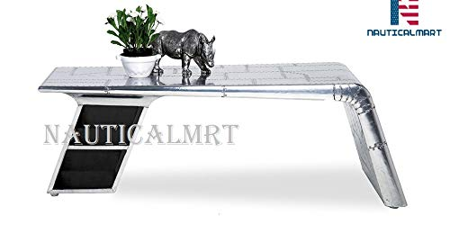 Aviator Airplane Wing Coffee Table