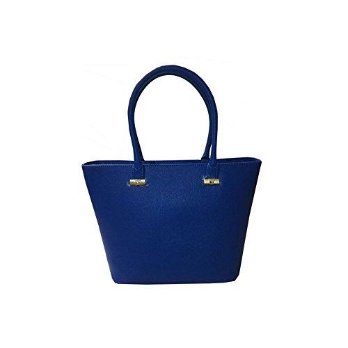 Borsa Shopping | Trussardi Jeans Carry Over Levanto | P/E 2017 | 75B496XXPE17-Blu Royal