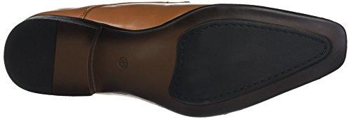 Casa Nova Remy - Zapatos Derby Hombre Marrón (Miel)