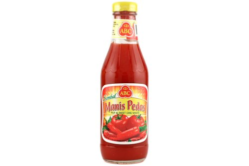 Sambal Manis Pedas (Hot & Sweet Chili Sauce) - 11.5fl Oz [Pack of 6] (Abc Chili Sauce Sweet)