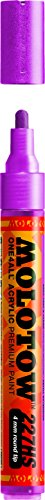 One4All Acrylic Paint Markers 4 mm metallic pink 225
