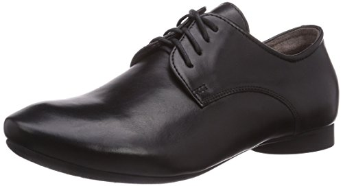 huge surprise discount find great Think! Women's Guad Halbschuh Lace-up Flats Black (Schwarz 00) deals for sale manchester great sale online best store to get cheap price vRDlD